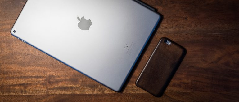 Apple iPad Pro; Paducation; elearning